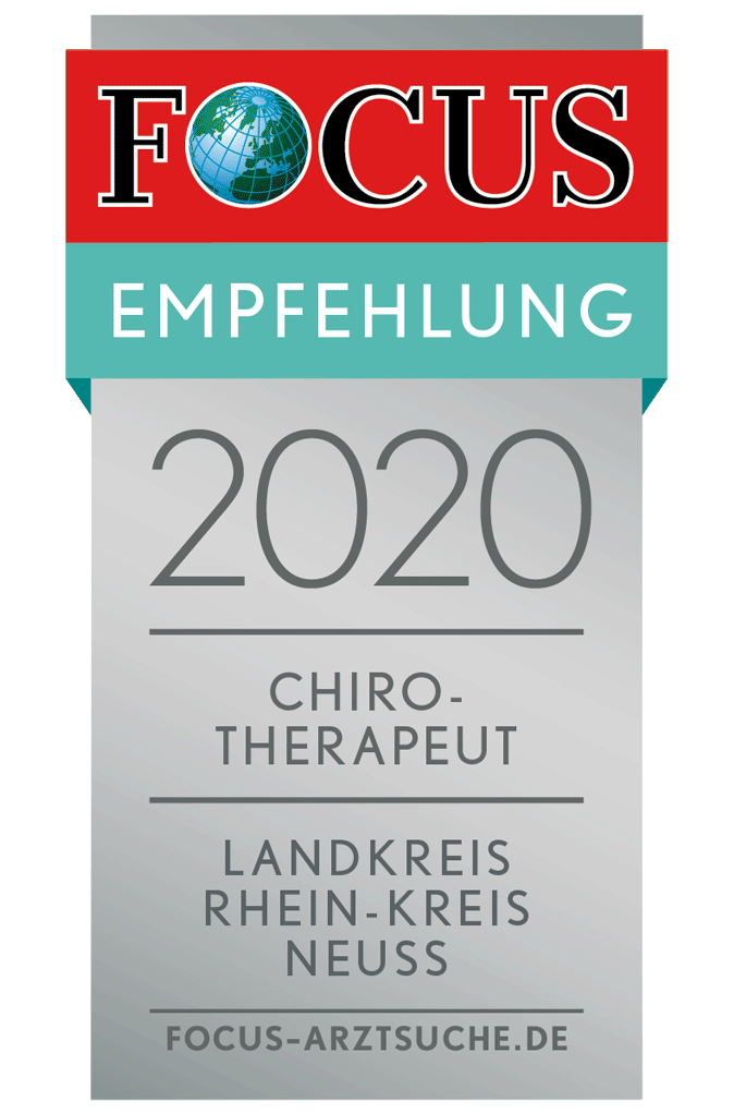 Empfehlung Chirotherapeut